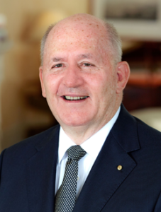 His Excellency General the Honourablr Sir Peter Cosgrove AK MC(Retd.) Governor-General of Commonwealth of Australia
